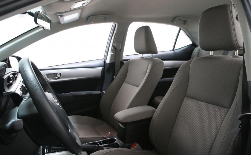 2015 Toyota Corolla LE AUTO A/C CAMERA RECUL BLUETOOTH #9