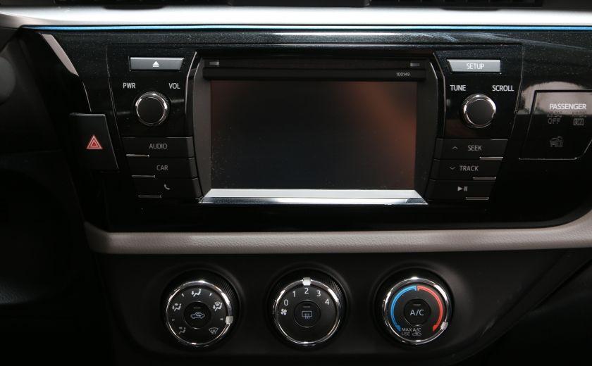 2015 Toyota Corolla LE AUTO A/C CAMERA RECUL BLUETOOTH #12