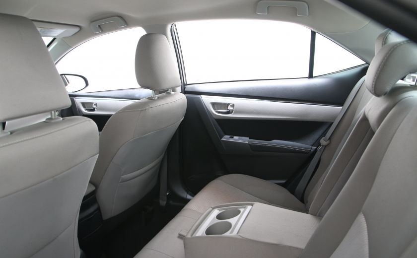 2015 Toyota Corolla LE AUTO A/C CAMERA RECUL BLUETOOTH #13