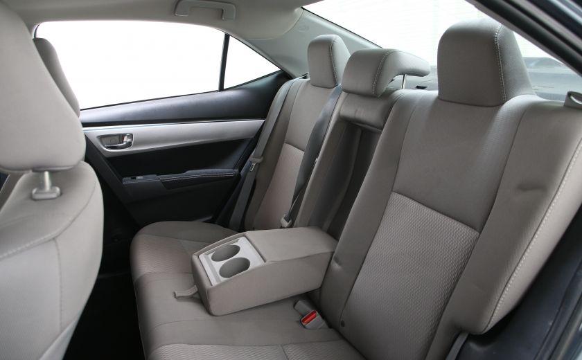2015 Toyota Corolla LE AUTO A/C CAMERA RECUL BLUETOOTH #14