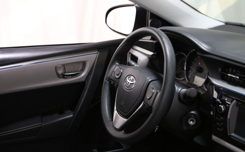2015 Toyota Corolla LE AUTO A/C CAMERA RECUL BLUETOOTH #18