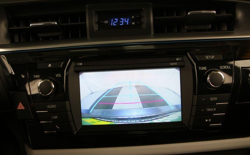 2015 Toyota Corolla LE AUTO A/C CAMERA RECUL BLUETOOTH #20