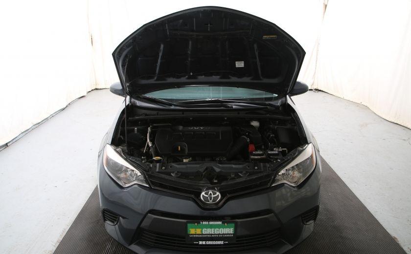 2015 Toyota Corolla LE AUTO A/C CAMERA RECUL BLUETOOTH #21