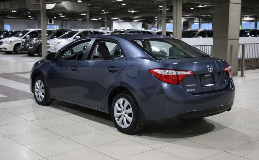 2015 Toyota Corolla LE AUTO A/C GR ELECT CAMERA RECUL BLUETOOTH #4