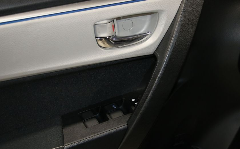 2015 Toyota Corolla LE AUTO A/C GR ELECT CAMERA RECUL BLUETOOTH #9