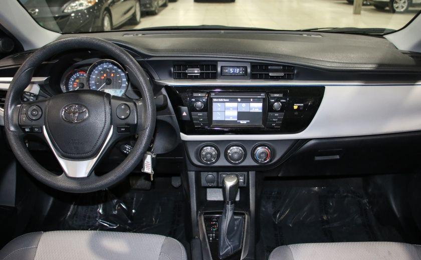 2015 Toyota Corolla LE AUTO A/C GR ELECT CAMERA RECUL BLUETOOTH #10