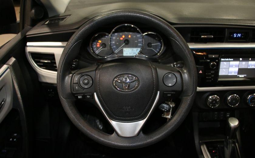2015 Toyota Corolla LE AUTO A/C GR ELECT CAMERA RECUL BLUETOOTH #12