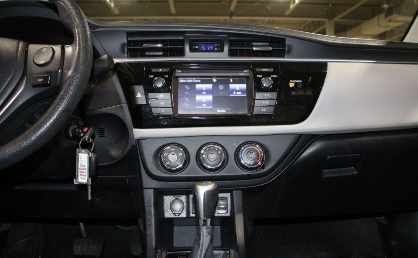2015 Toyota Corolla LE AUTO A/C GR ELECT CAMERA RECUL BLUETOOTH #13