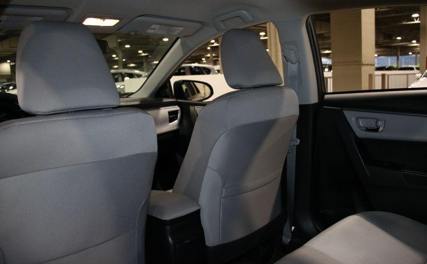 2015 Toyota Corolla LE AUTO A/C GR ELECT CAMERA RECUL BLUETOOTH #15