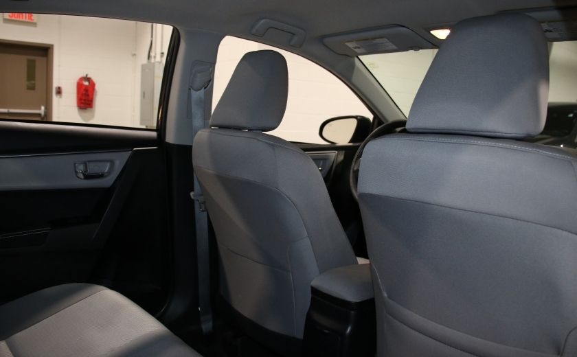 2015 Toyota Corolla LE AUTO A/C GR ELECT CAMERA RECUL BLUETOOTH #17