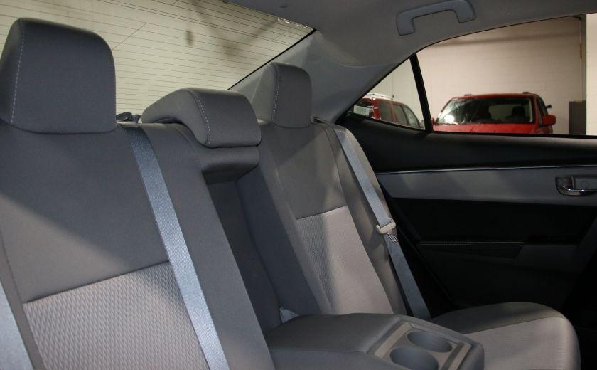 2015 Toyota Corolla LE AUTO A/C GR ELECT CAMERA RECUL BLUETOOTH #18