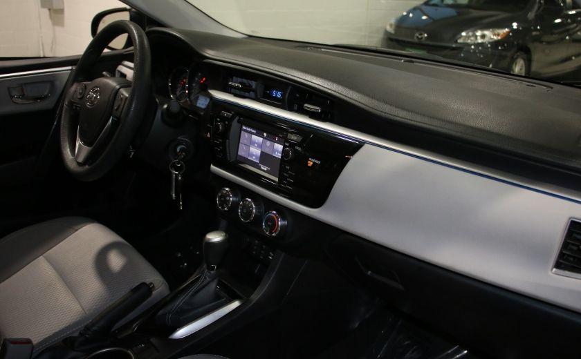 2015 Toyota Corolla LE AUTO A/C GR ELECT CAMERA RECUL BLUETOOTH #19
