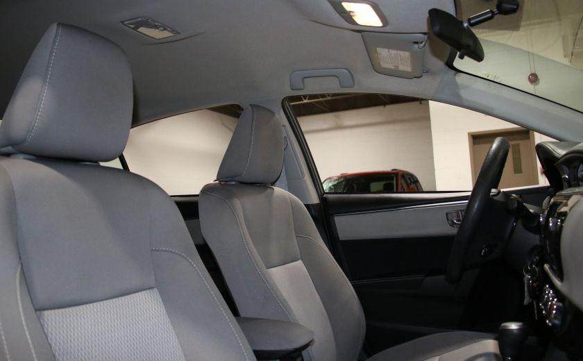 2015 Toyota Corolla LE AUTO A/C GR ELECT CAMERA RECUL BLUETOOTH #21