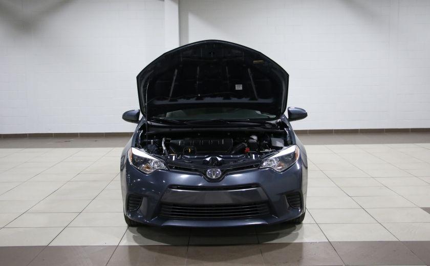2015 Toyota Corolla LE AUTO A/C GR ELECT CAMERA RECUL BLUETOOTH #23