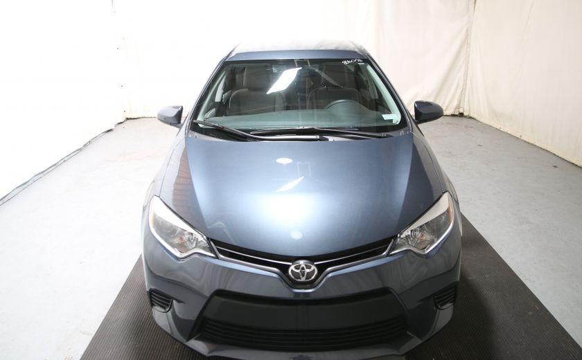 2015 Toyota Corolla LE AUTO A/C CAMERA RECUL BLUETOOTH #1