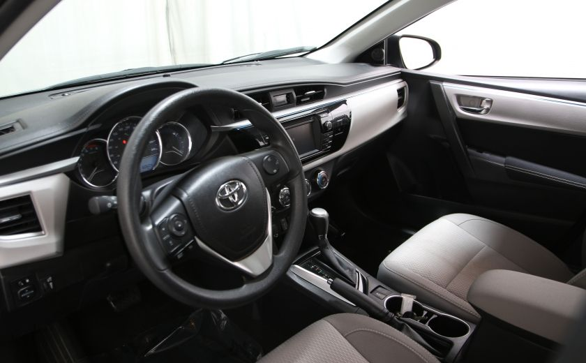 2015 Toyota Corolla LE AUTO A/C CAMERA RECUL BLUETOOTH #7