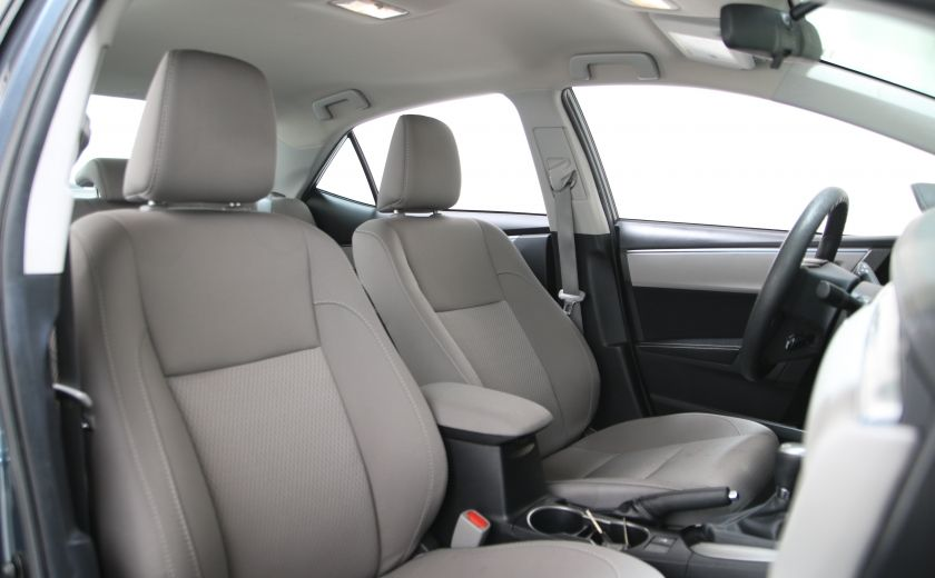2015 Toyota Corolla LE AUTO A/C CAMERA RECUL BLUETOOTH #19