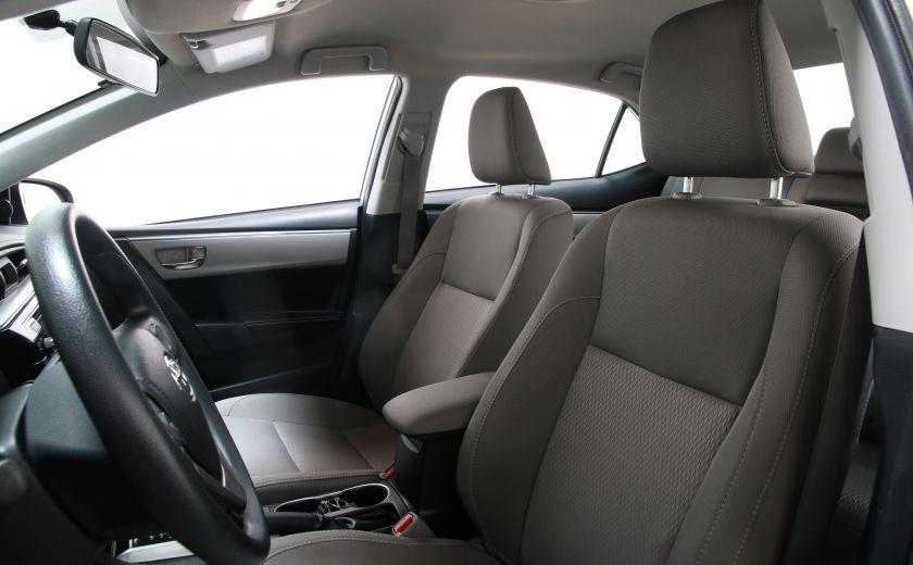 2015 Toyota Corolla LE AUTO A/C GR ELECT BLUETOOTH CAM.RECUL #9