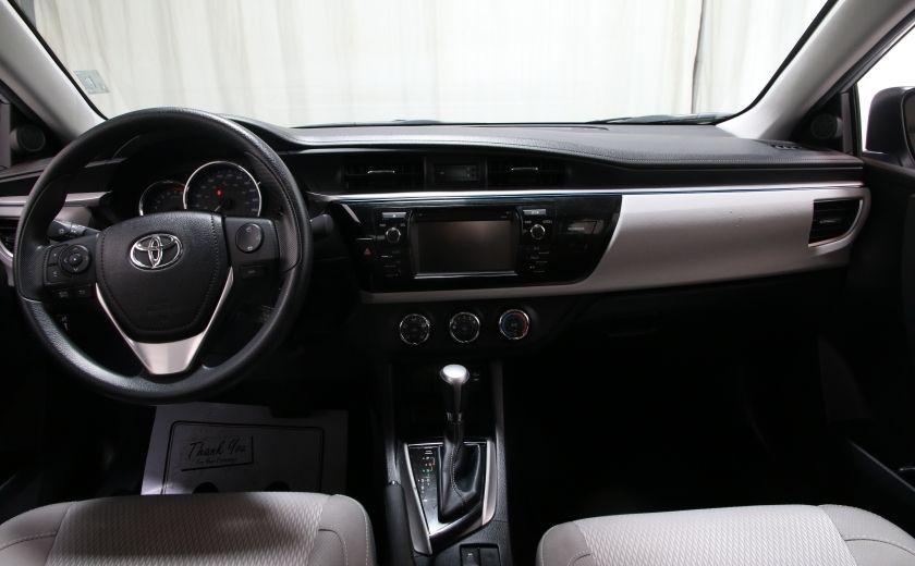 2015 Toyota Corolla LE AUTO A/C GR ELECT BLUETOOTH CAM.RECUL #10