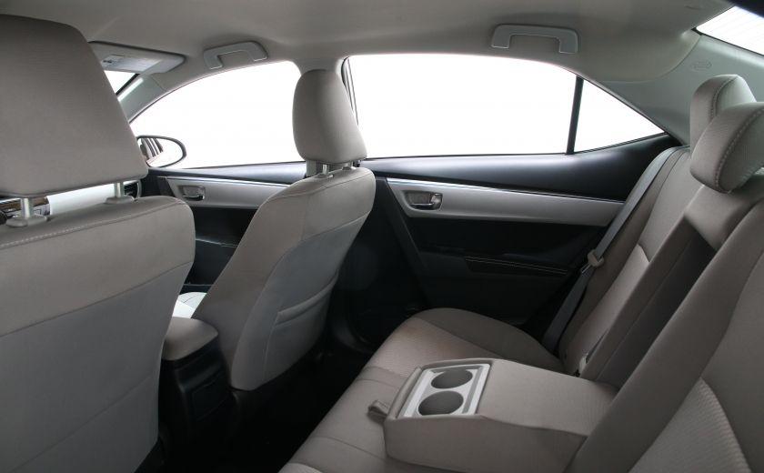 2015 Toyota Corolla LE AUTO A/C GR ELECT BLUETOOTH CAM.RECUL #13