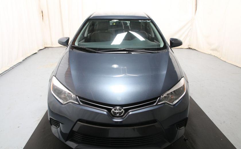2015 Toyota Corolla LE #1