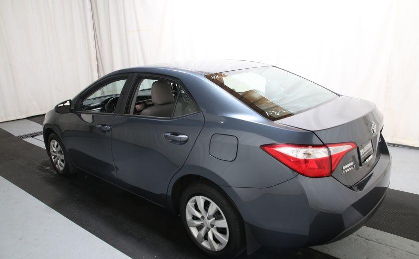 2015 Toyota Corolla LE #3