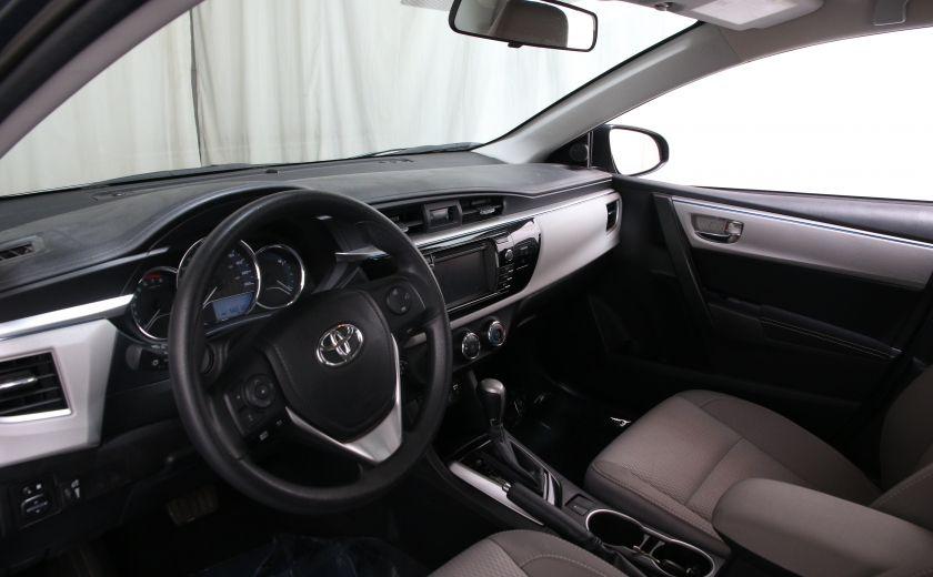 2015 Toyota Corolla LE #7