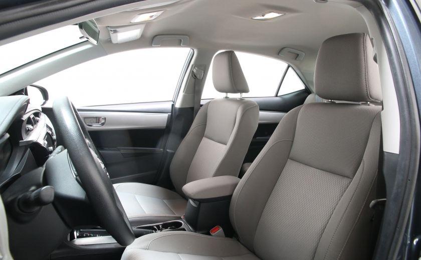 2015 Toyota Corolla LE #9