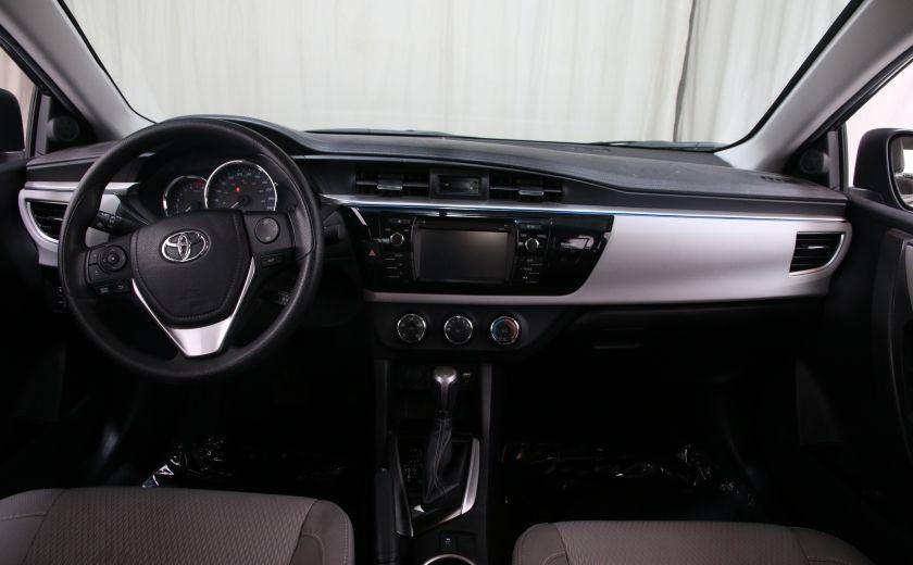 2015 Toyota Corolla LE #10