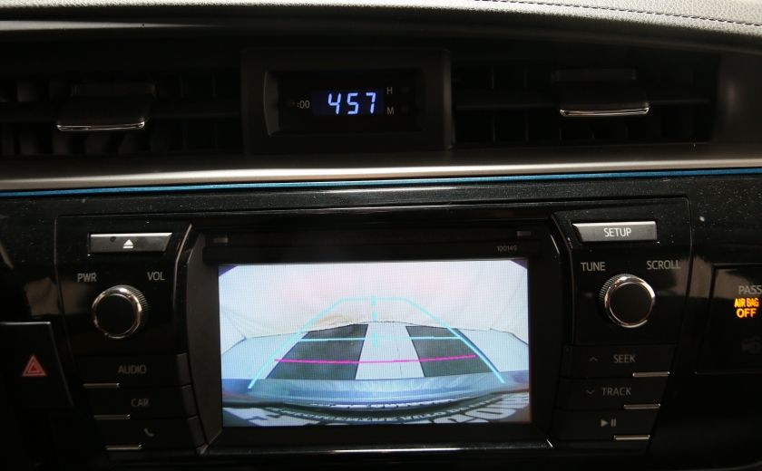2015 Toyota Corolla LE #21