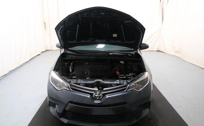 2015 Toyota Corolla LE #22