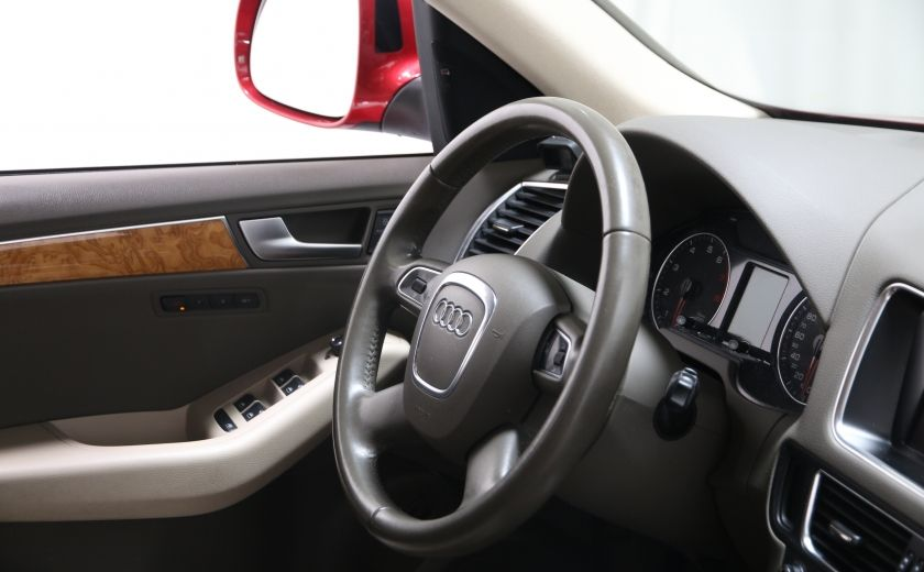 2010 Audi Q5 3.2L Premium #21