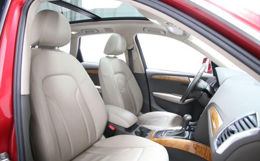 2010 Audi Q5 3.2L Premium #22