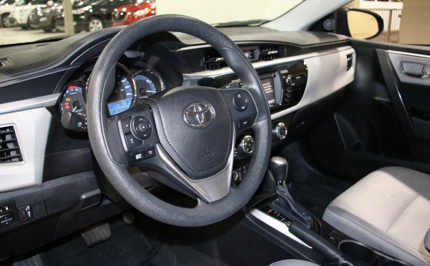 2015 Toyota Corolla LE AUTO A/C BLUETOOTH CAMERA RECUL #8