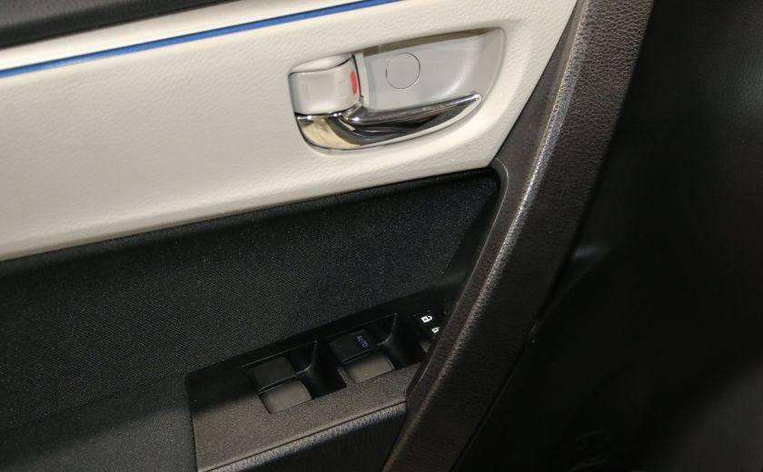 2015 Toyota Corolla LE AUTO A/C BLUETOOTH CAMERA RECUL #10