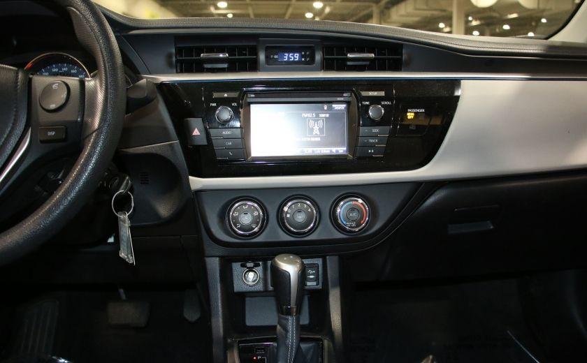 2015 Toyota Corolla LE AUTO A/C BLUETOOTH CAMERA RECUL #14