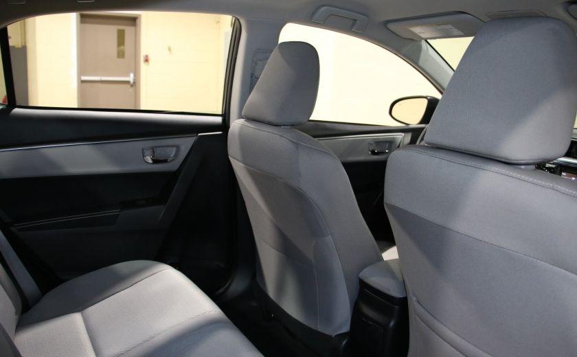 2015 Toyota Corolla LE AUTO A/C BLUETOOTH CAMERA RECUL #17
