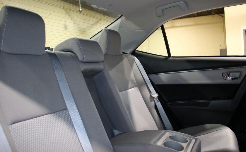 2015 Toyota Corolla LE AUTO A/C BLUETOOTH CAMERA RECUL #18