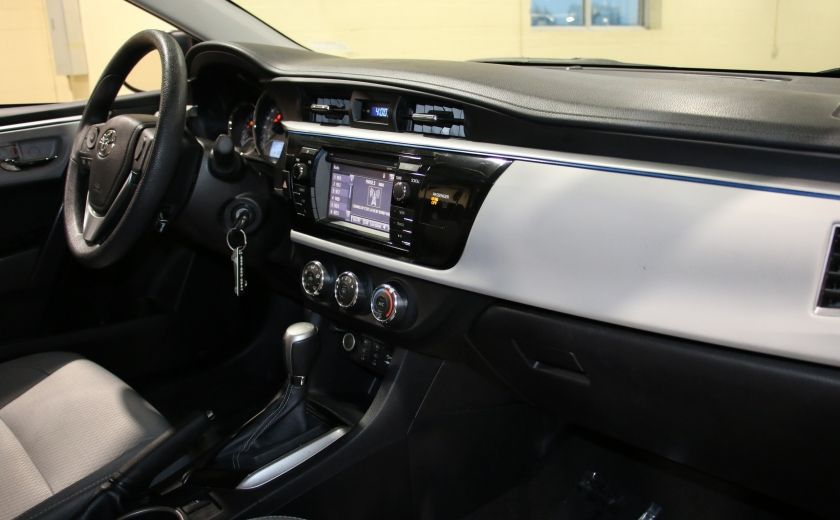 2015 Toyota Corolla LE AUTO A/C BLUETOOTH CAMERA RECUL #19
