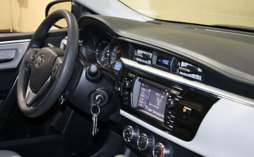 2015 Toyota Corolla LE AUTO A/C BLUETOOTH CAMERA RECUL #20