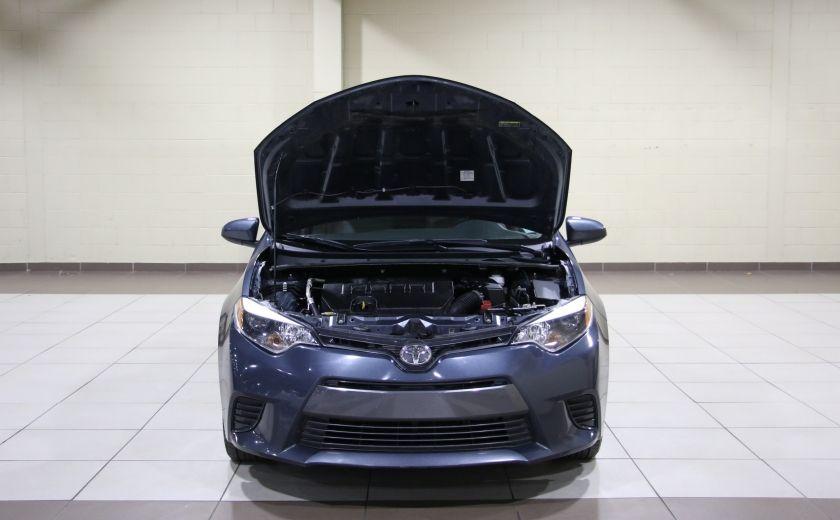 2015 Toyota Corolla LE AUTO A/C BLUETOOTH CAMERA RECUL #23