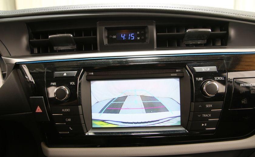 2015 Toyota Corolla LE AUTO A/C GR ELECT BLUETOOTH CAM.RECUL #20