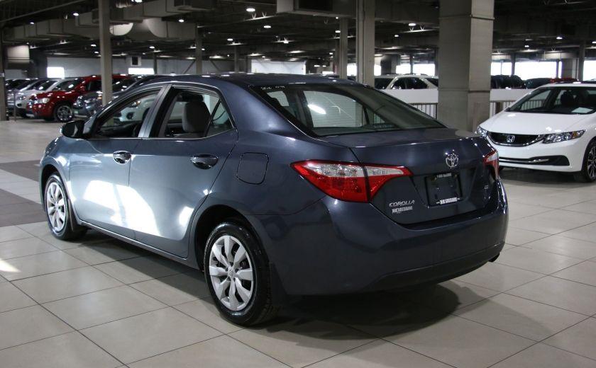 2015 Toyota Corolla LE AUTO A/C CAMERA RECUL BLUETOOTH #3
