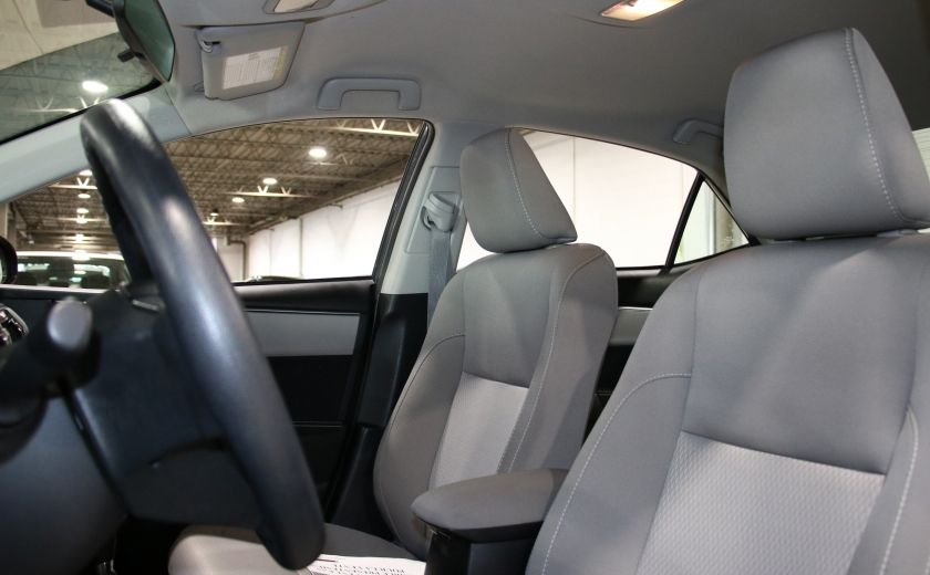 2015 Toyota Corolla LE AUTO A/C CAMERA RECUL BLUETOOTH #8