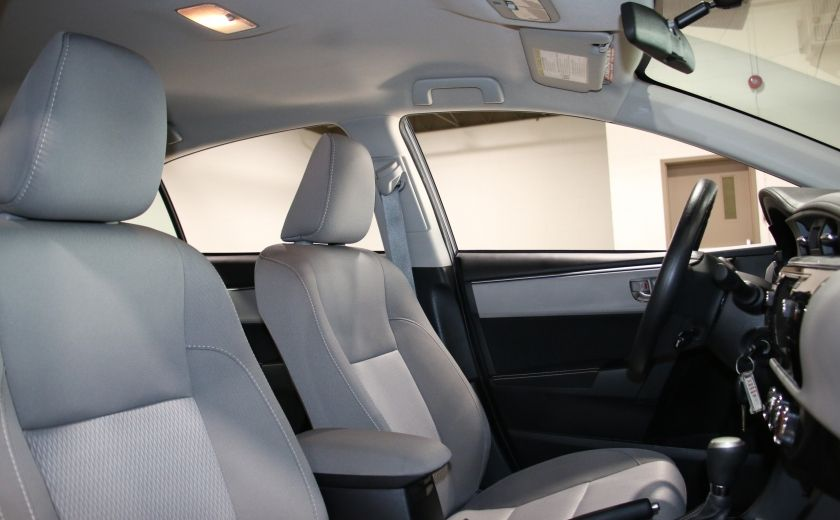 2015 Toyota Corolla LE AUTO A/C CAMERA RECUL BLUETOOTH #22