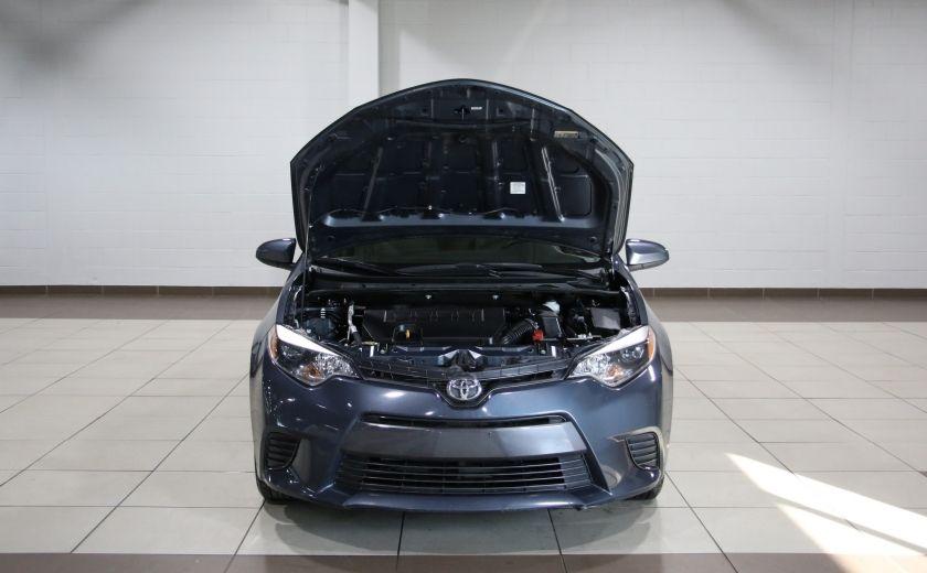 2015 Toyota Corolla LE AUTO A/C CAMERA RECUL BLUETOOTH #24