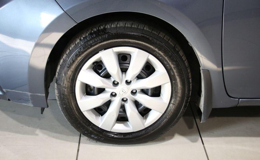 2015 Toyota Corolla LE AUTO A/C CAMERA RECUL BLUETOOTH #29