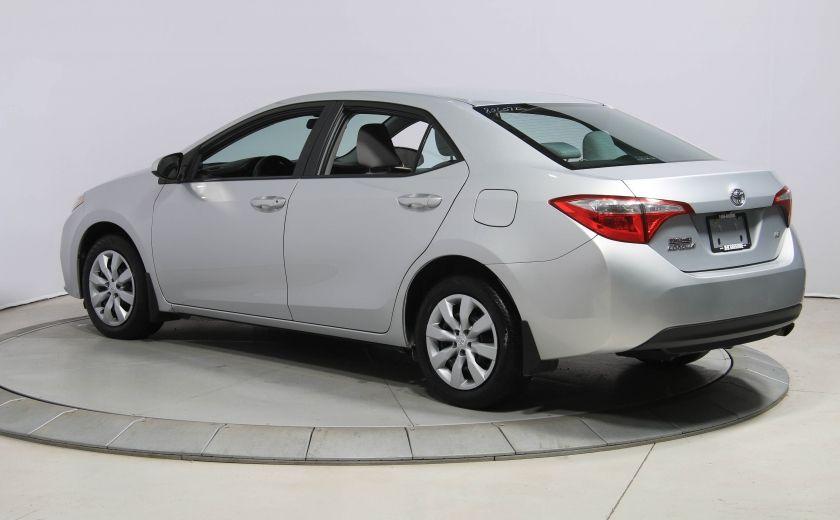 2015 Toyota Corolla LE AUTO A/C GR ELECT BLUETOOTH CAM.RECUL #4