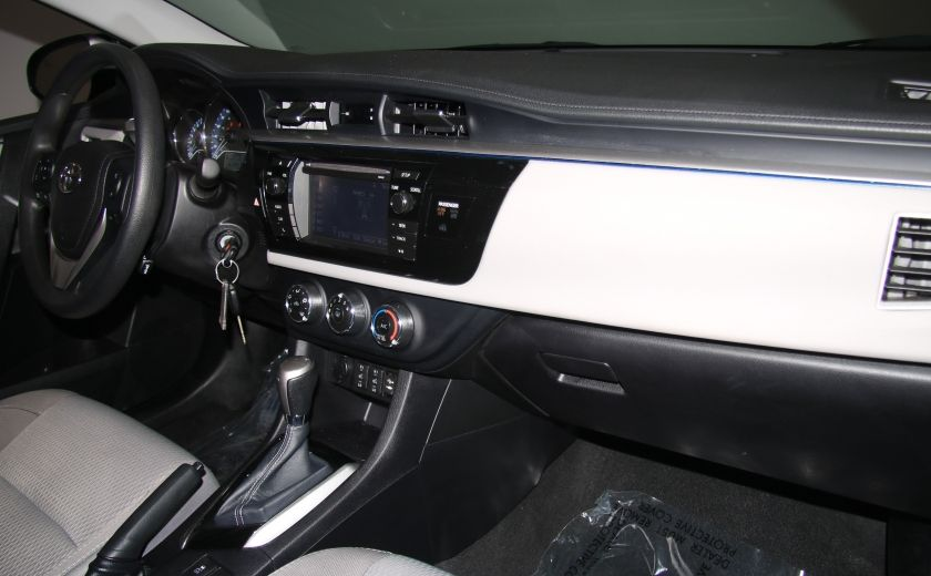 2015 Toyota Corolla LE AUTO A/C GR ELECT BLUETOOTH CAM.RECUL #21