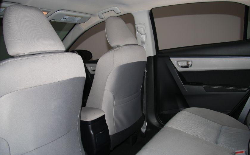 2015 Toyota Corolla LE AUTO A/C GR ELECT BLUETOOTH CAM.RECUL #17